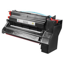 Toner Supplies for IBM Printers - Remanufactured 39V1910 (39V1922) High Yield Yellow Laser Toner Cartridges