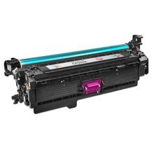 Remanufactured Replacement for HP CF033A (646A) Magenta Laser Toner Cartridge