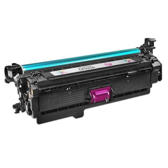 Remanufactured Replacement Magenta Laser Toner for HP 646A