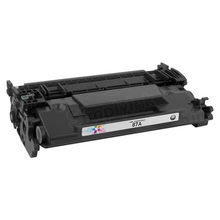 Compatible Brand Replacement for HP CF287A (87A) Black Laser Toner Cartridge