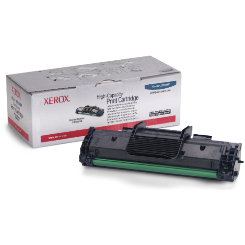 Xerox 113R00730 (113R730) HY Black OEM Toner Cartridge