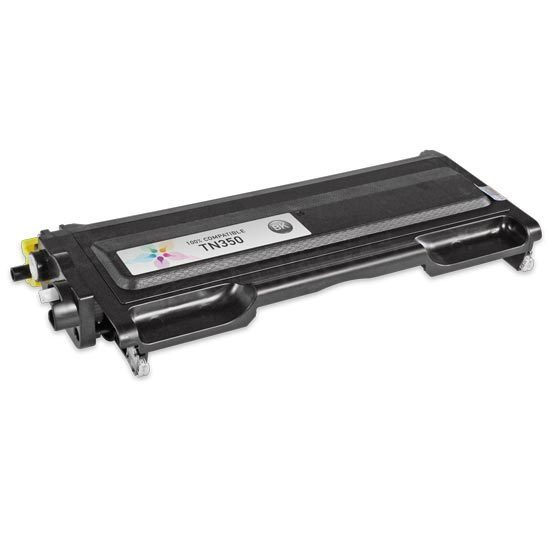 Brother Compatible TN350 Black Toner