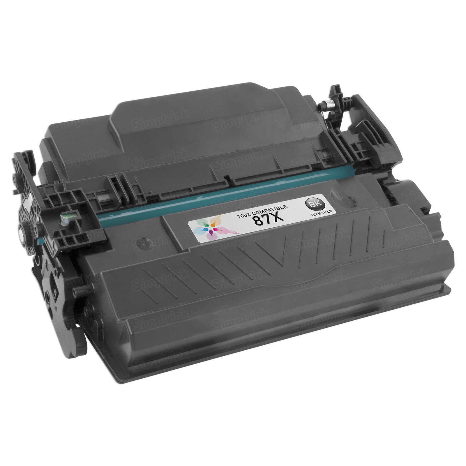 Replacement HY Black Toner for HP 87X
