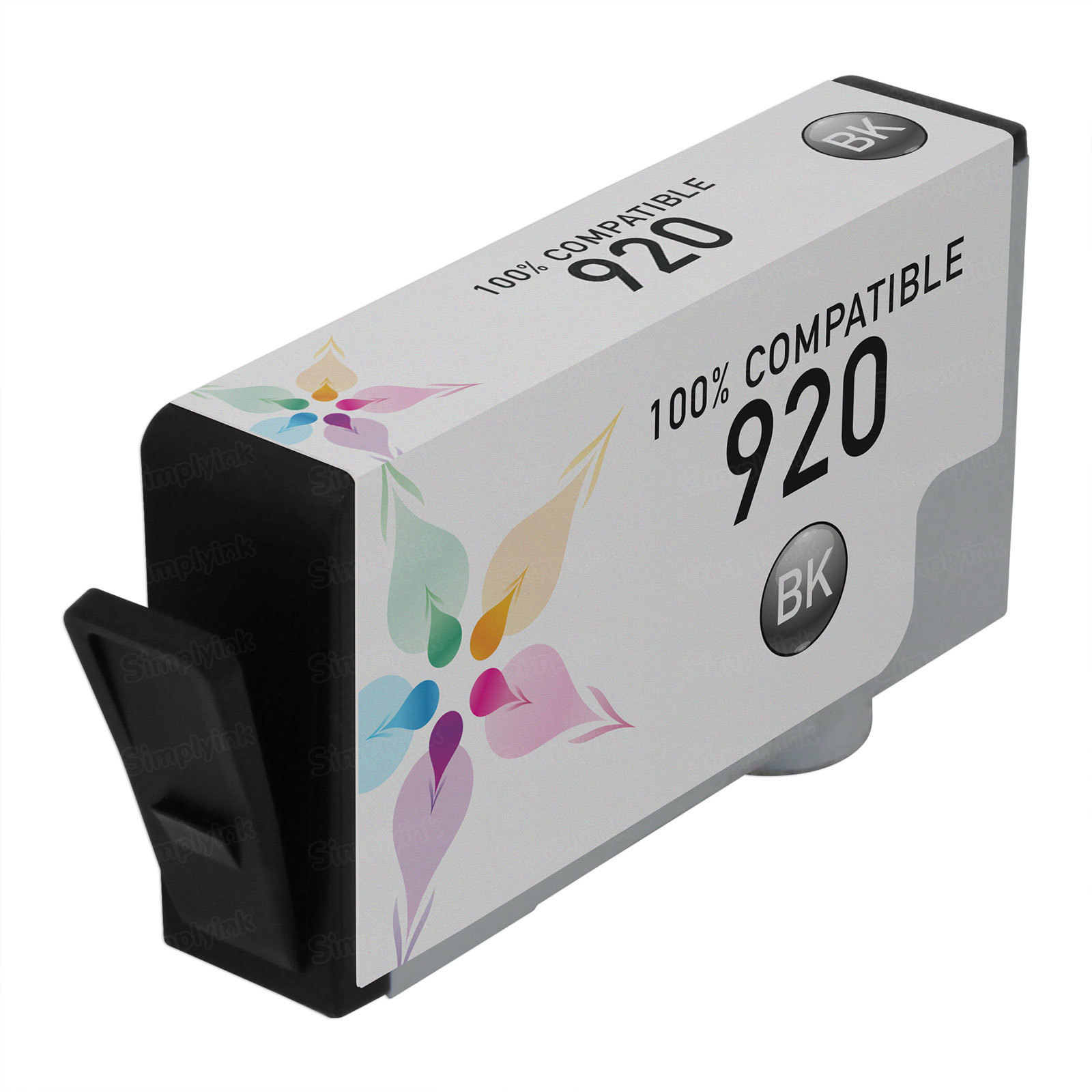 Remanufactured Replacement Black Ink for HP 920