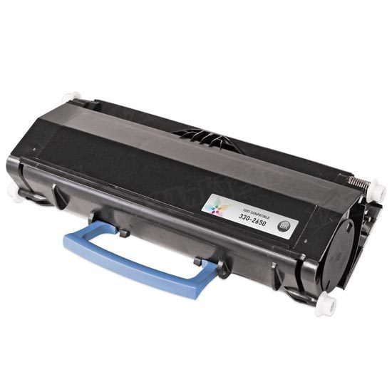 Refurbished Alternative for 330-2650 HY Black Toner Cartridge for Dell