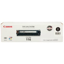 Canon 116 (2,300 Pages) High Yield Black Laser Toner Cartridge - OEM 1980B001AA