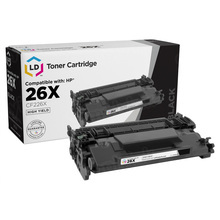 Replacement for HP 26X High Yield Black Laser Toner (CF226X)