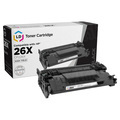 Replacement HY Black Toner for HP 26X
