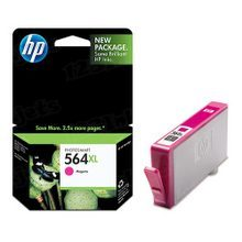 Genuine HP 564XL Magenta Ink Cartridge in Retail Packaging (CB324WN) High-Yield