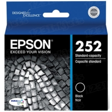 OEM T252120 (252) for Epson Black Ink Cartridge