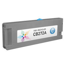 Remanufactured Replacement Ink Cartridge for Hewlett Packard CB272A (HP 790) Cyan
