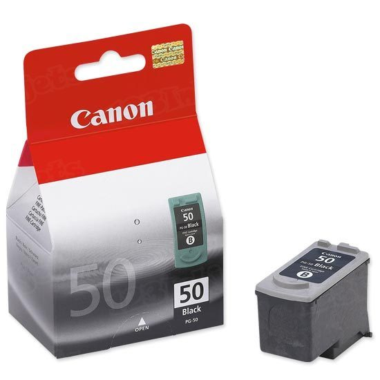 Canon PG-50 Black OEM Ink Cartridge