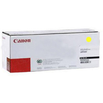 Canon 332 Yellow Toner Cartridge, OEM