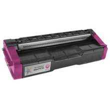 Compatible Ricoh 406477 High Yield Magenta Laser Toner Cartridges