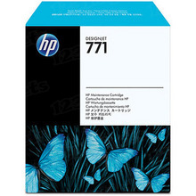 Original HP 771 Maintenance Ink Cartridge in Retail Packaging (CH644A)