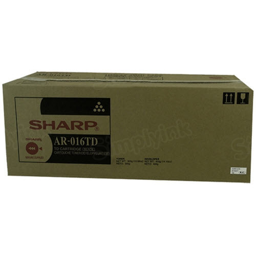 OEM Sharp AR-016TD Black Toner Cartridge
