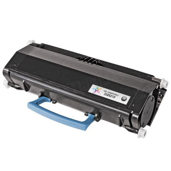 Refurbished Alternative for 330-5210 HY Black Toner Cartridge for Dell