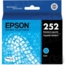 OEM T252220 (252) for Epson Cyan Ink Cartridge