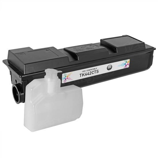 Kyocera-Mita Compatible TK-442 Black Toner Cartridge