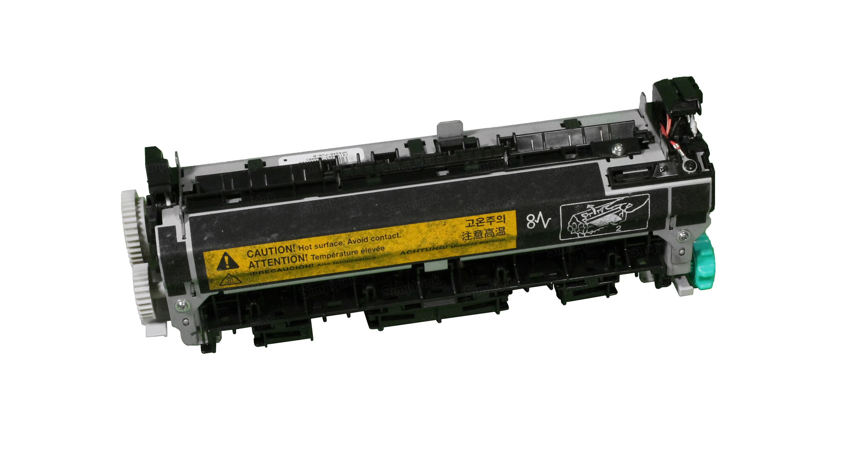 Remanufactured RM1-1043 for HP Fuser Unit