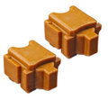 Compatible Xerox 108R00992 Yellow 2-Pack Solid Ink for the ColorQube 8700