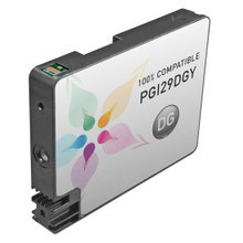 Compatible Canon PGI-29DGY Dark Gray Ink Cartridges