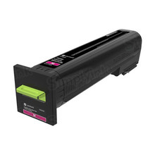 Lexmark OEM Extra High Yield Magenta Laser Toner Cartridge, 82K0X30 (CS820 and CX860) (22,000 Page Yield)u00a0