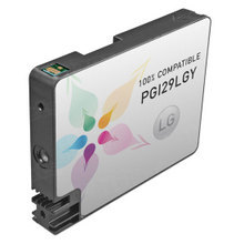 Compatible Canon PGI-29LGY Light Gray Ink Cartridges