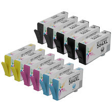 Remanufactured Replacement Bulk Set of 11 for HP 564XL Ink - 3 Black & 2 Each of Cyan, Magenta, Yellow, Photo Black