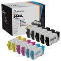 Remanufactured Bulk Ink Set to Replace HP 564XL Series