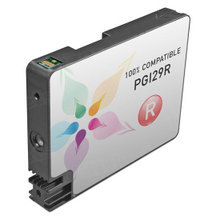 Compatible Canon PGI-29R Red Ink Cartridges