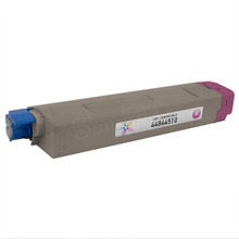Compatible Magenta Laser Toner Cartridge (10k) for Okidata 44844510 - C831