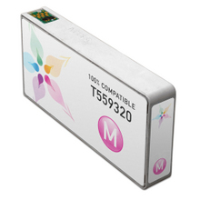 Remanufactured Epson T559320 (T5593) Magenta Ink Cartridges