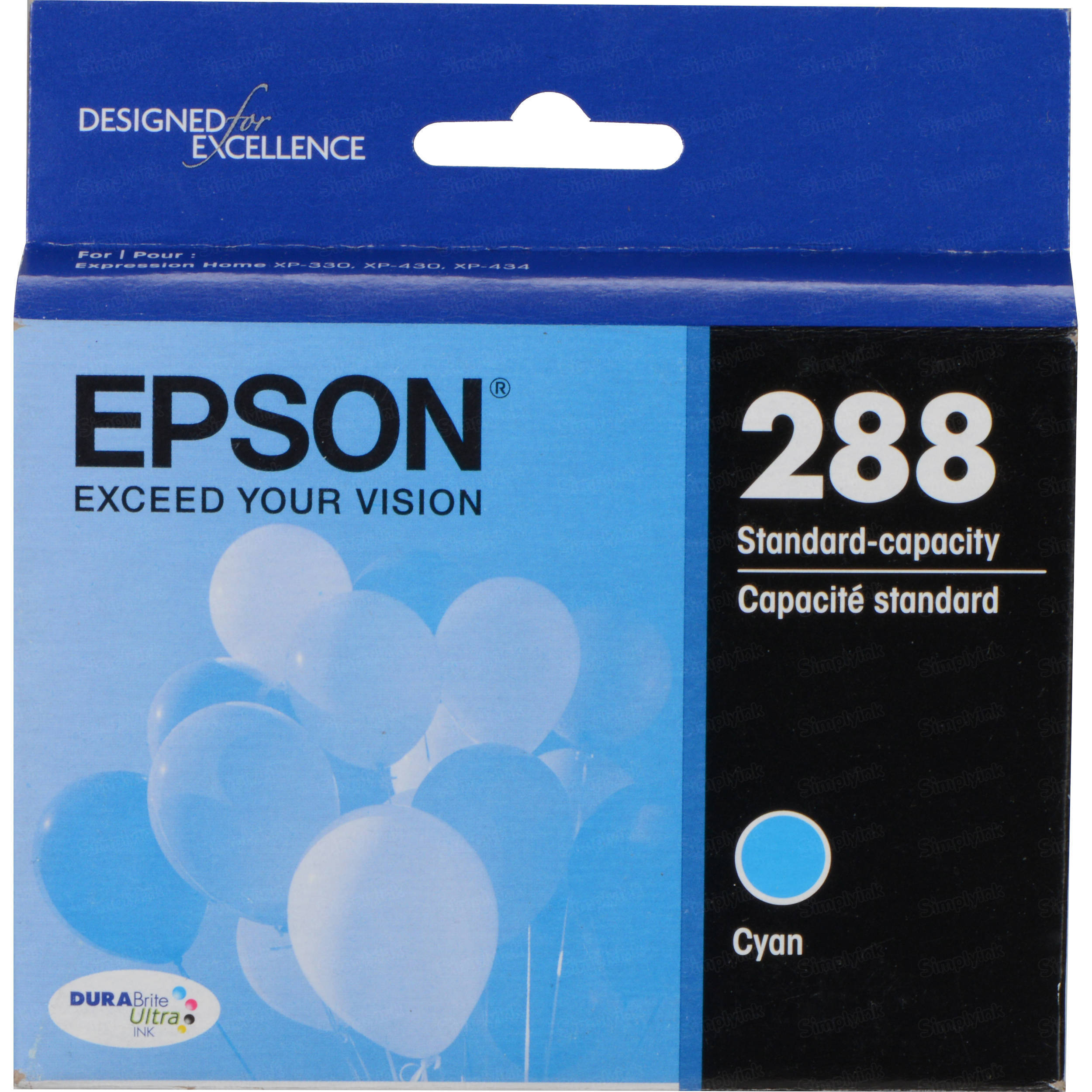 OEM 288 Cyan Ink for Epson