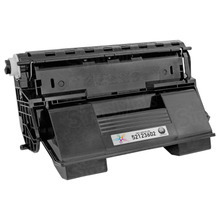 Remanufactured Black Laser Toner Cartridge (20k) for Okidata 52123602 - B720 20K Page Yield