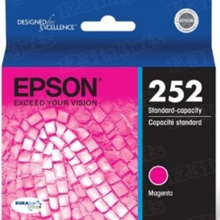OEM T252320 (252) for Epson Magenta Ink Cartridge