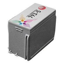 Compatible Pitney Bowes 793-5 Fluorescent Red Ink Cartridges for the Digital Mailing P700, DM100i, DM200L