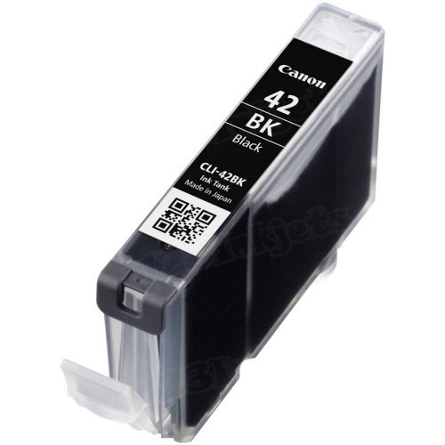 Canon CLI-42BK Black OEM Ink Cartridge