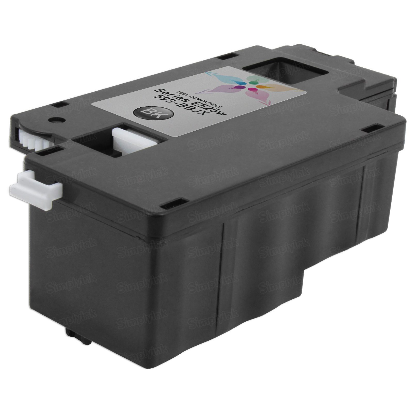 Comp. Black DPV4T Toner for Dell E525w