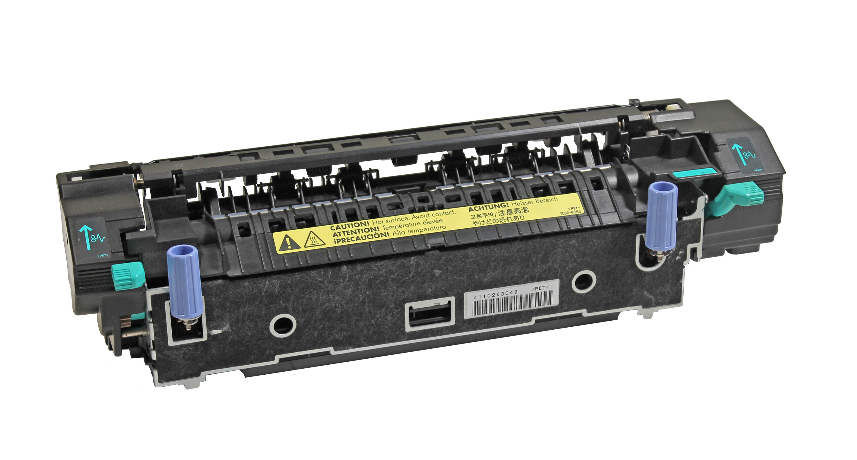 Remanufactured C9725A for HP Fuser Unit