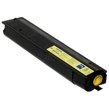 Toshiba OEM Yellow TFC50UY Toner Cartridge