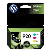OEM HP N9H55FN Tri-Pack Ink