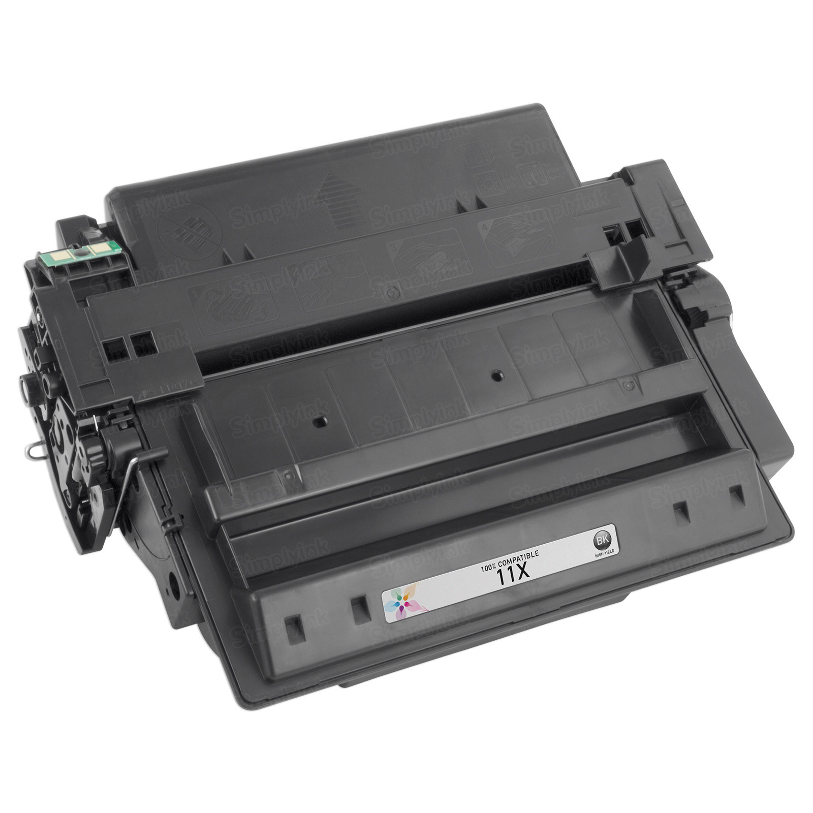 Replacement HY Black Toner for HP 11X