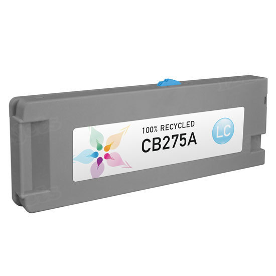 Remanufactured Replacement Light Cyan Ink for HP 790
