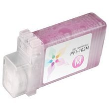 Compatible Canon PFI-102M Magenta Ink Cartridges