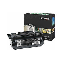 Lexmark OEM Extra High Yield Black Laser Toner Cartridge, 64404XA (T644) (32,000 Page Yield)u00a0