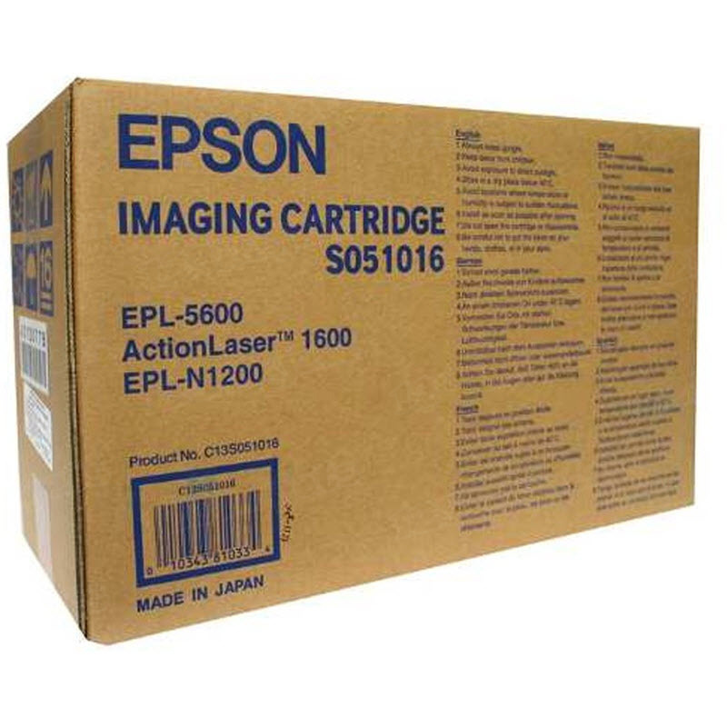 OEM S051016 Black Toner for Epson