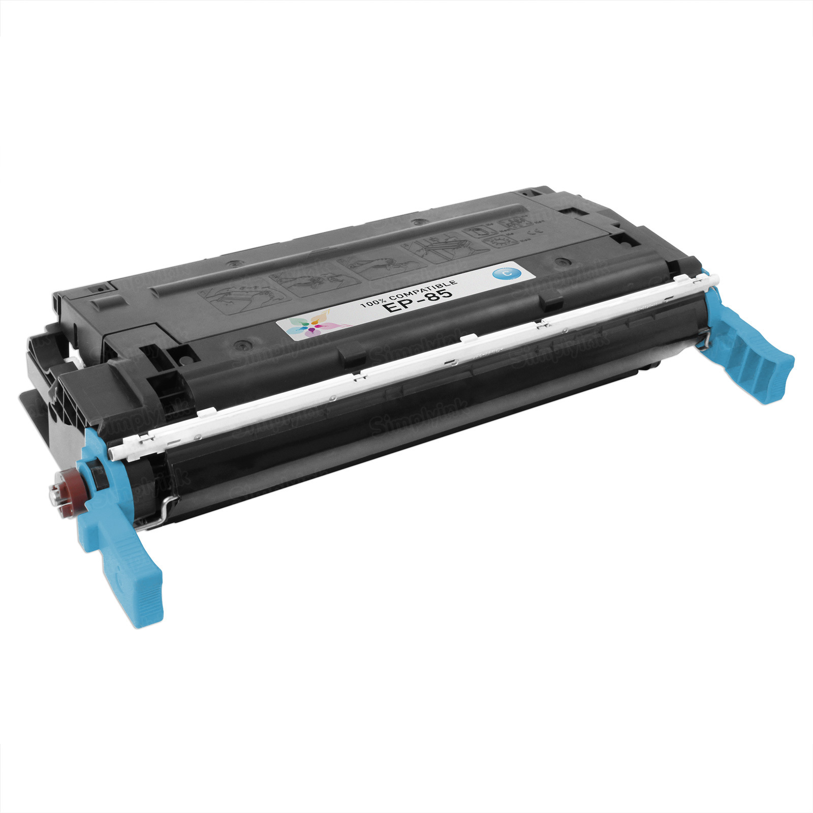 Canon Remanufactured EP-85 Cyan Toner