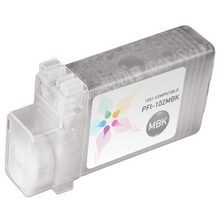 Compatible Canon PFI-102MBk Matte Black Ink Cartridges