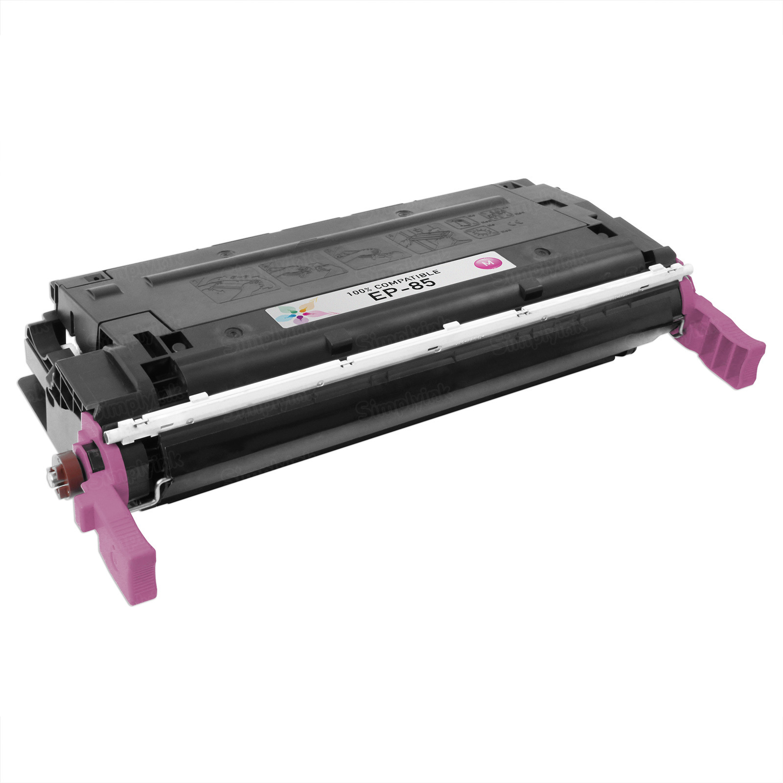 Canon Remanufactured EP-85 Magenta Toner